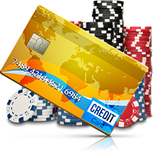 Credit Card Poker Game