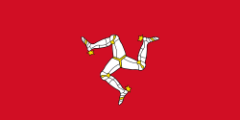 Isle of Man Flag Gambling Laws